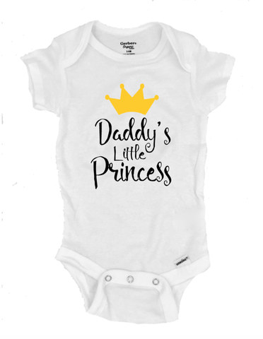 Daddy's Little Princess - Michelle's Gift Studio