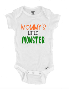 Mommy's Little Monster - Michelle's Gift Studio