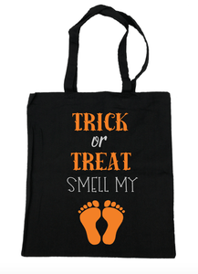 Trick or Treat Smell My Feet - Michelle's Gift Studio