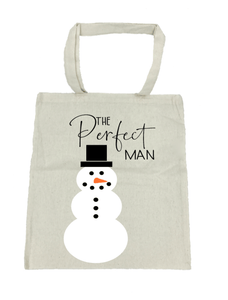 The Perfect Man-Snowman - Michelle's Gift Studio