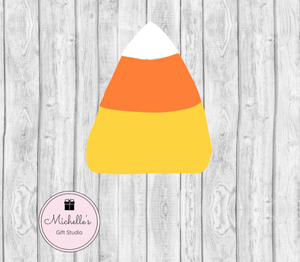 Candy Corn SVG SVG File- Michelle's Gift Studio