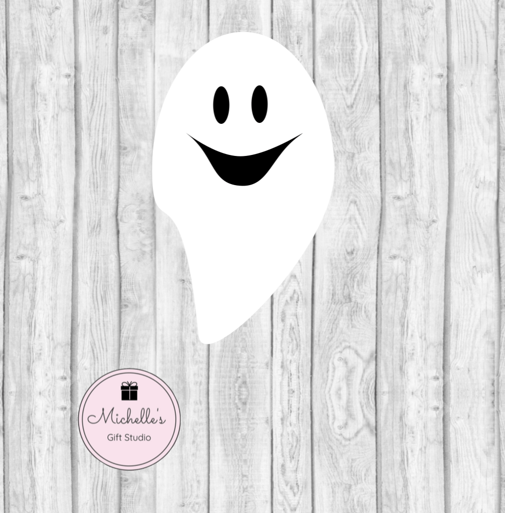 Ghost SVG SVG File- Michelle's Gift Studio