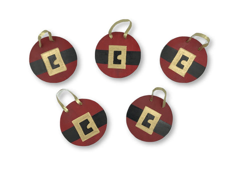 Santa Gift Tags/Ornaments - Michelle's Gift Studio