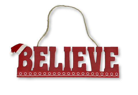 Believe Home Décor- Michelle's Gift Studio