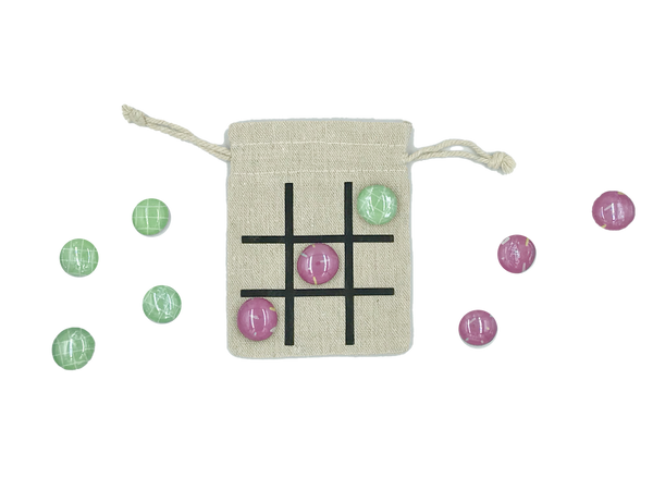Tic Tac Toe Game - Michelle's Gift Studio