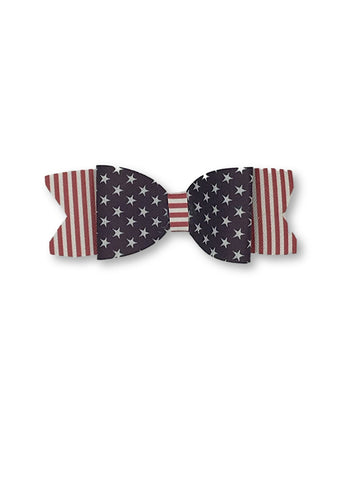 American Flag Hair Bows - Michelle's Gift Studio