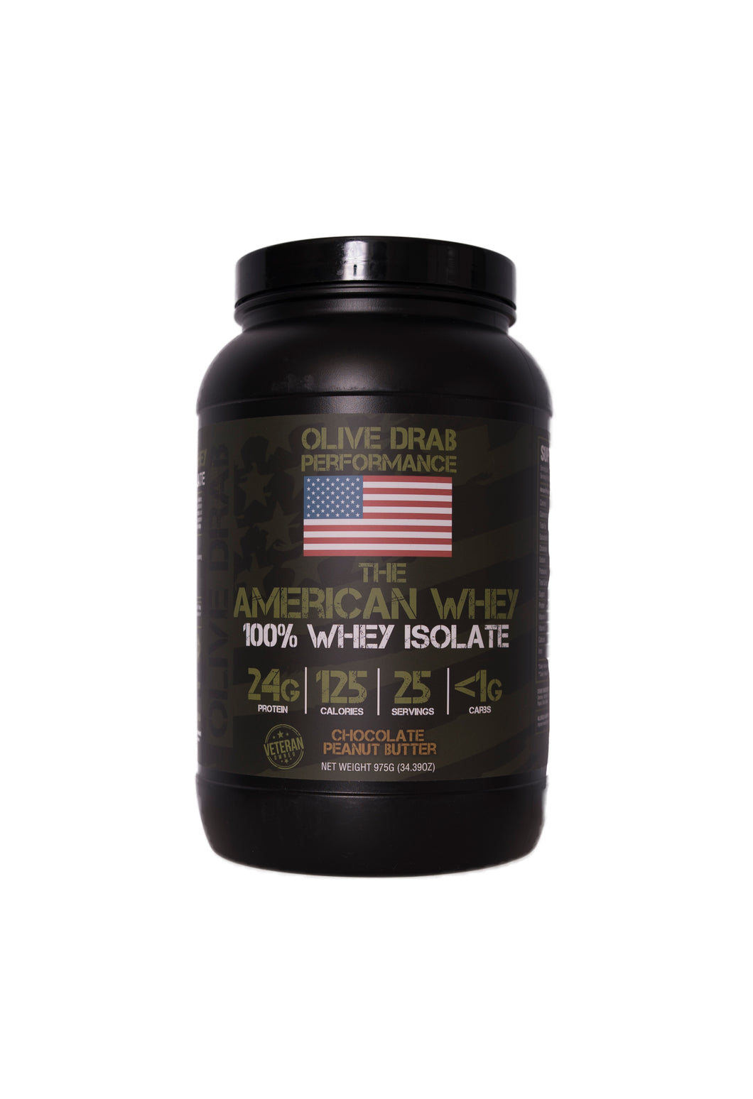 The American Whey: Chocolate Peanut Butter