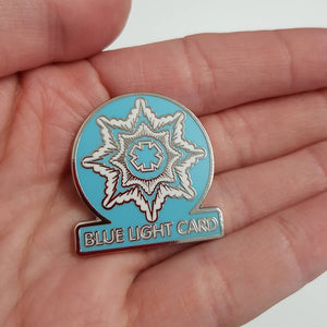 Limited Edition - Enamel Badge