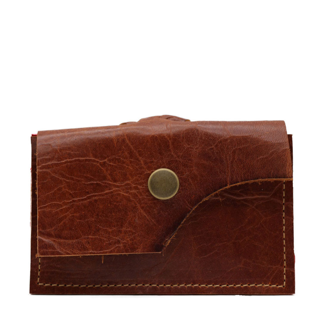 Leather clutch wristlet celebrating your unique style hold up to 7 credit cards