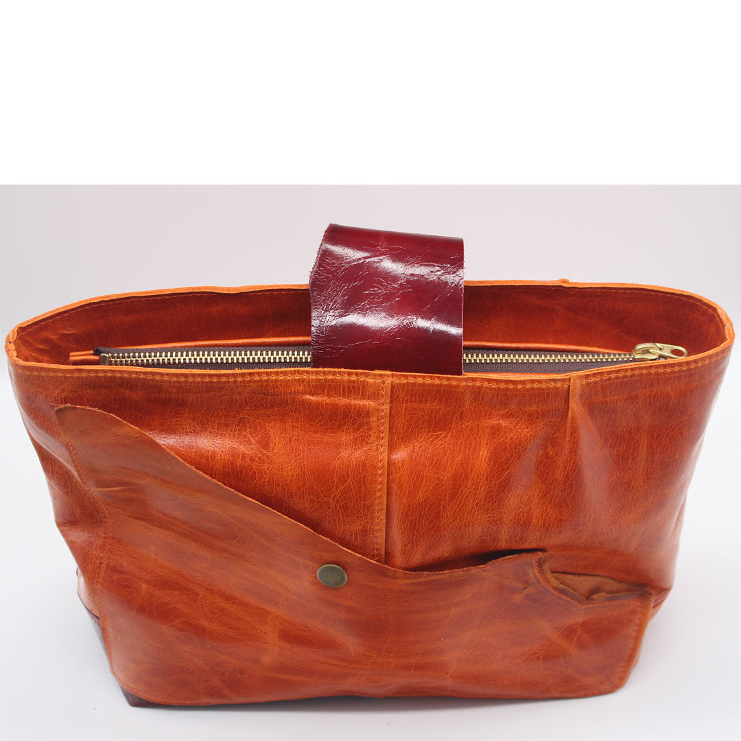custom leather bags for women locally made Noveled Leather