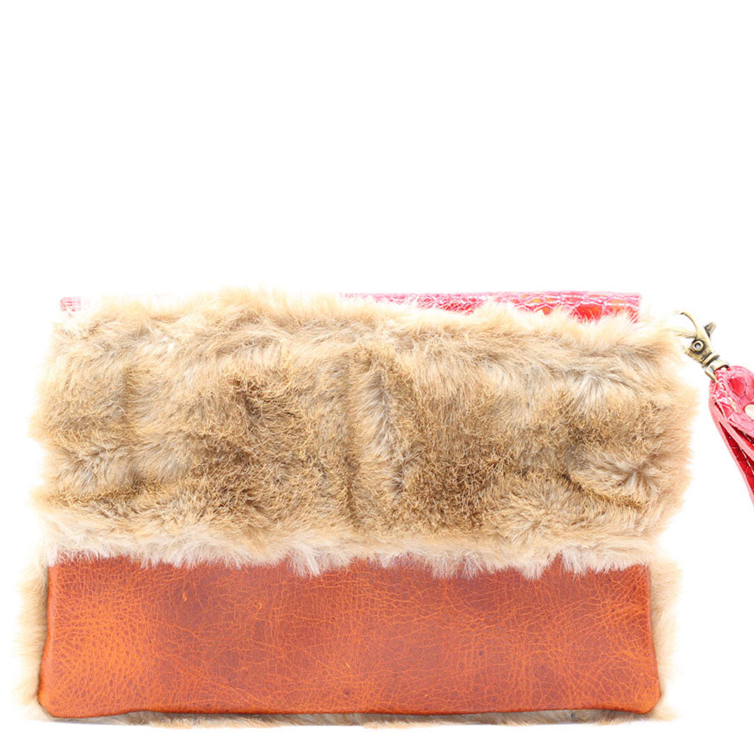 Wristlet wallet and pouch wallet, carry light, and fits all your essentials.