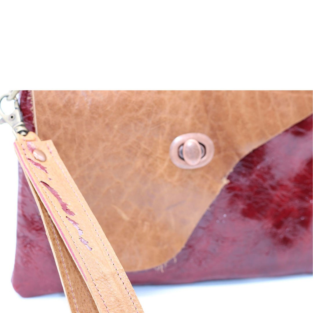 Wristlet wallet and pouch wallet, carry light and fits all your essentials.