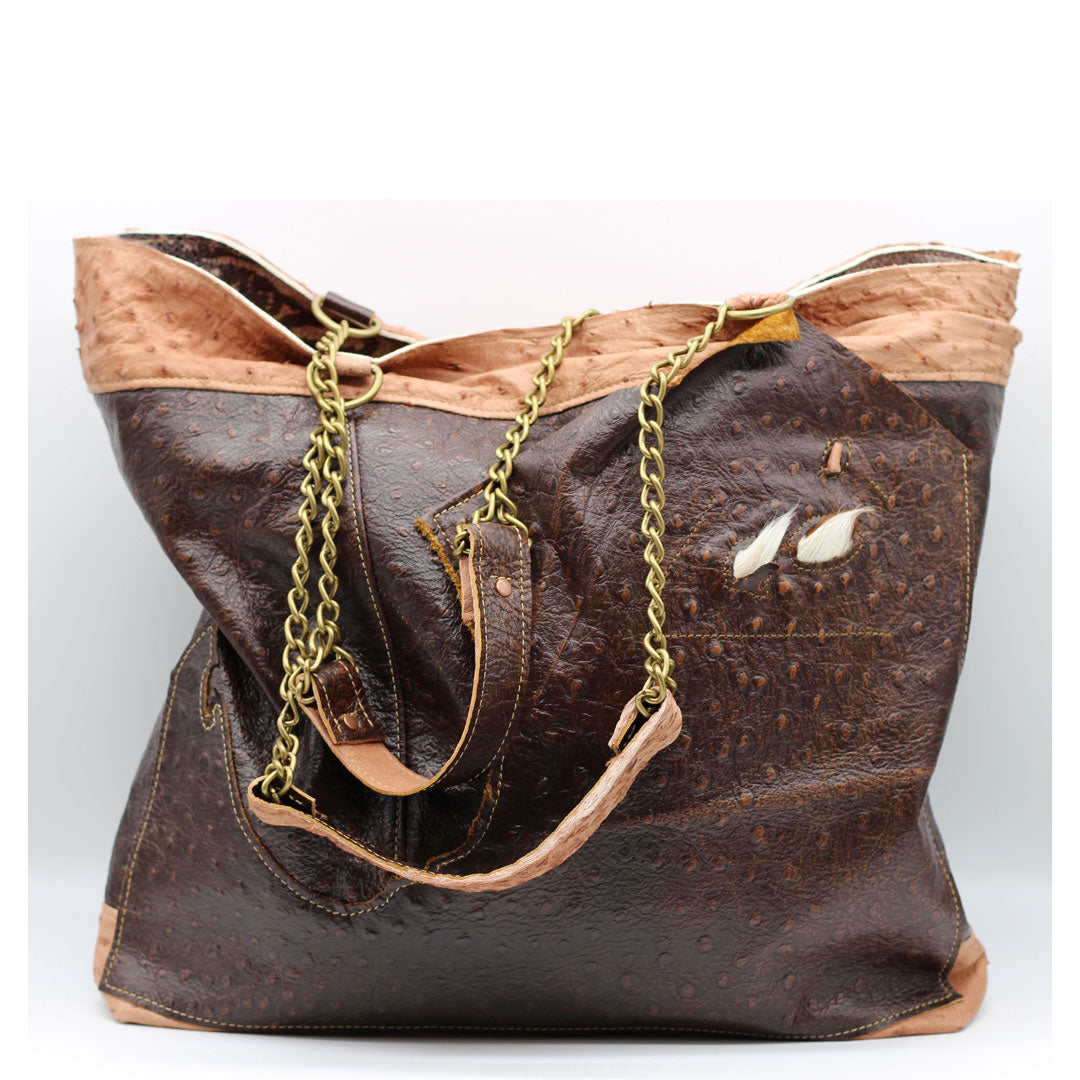 custom leather bags for women locally made in Kansas City by Noveled Leather