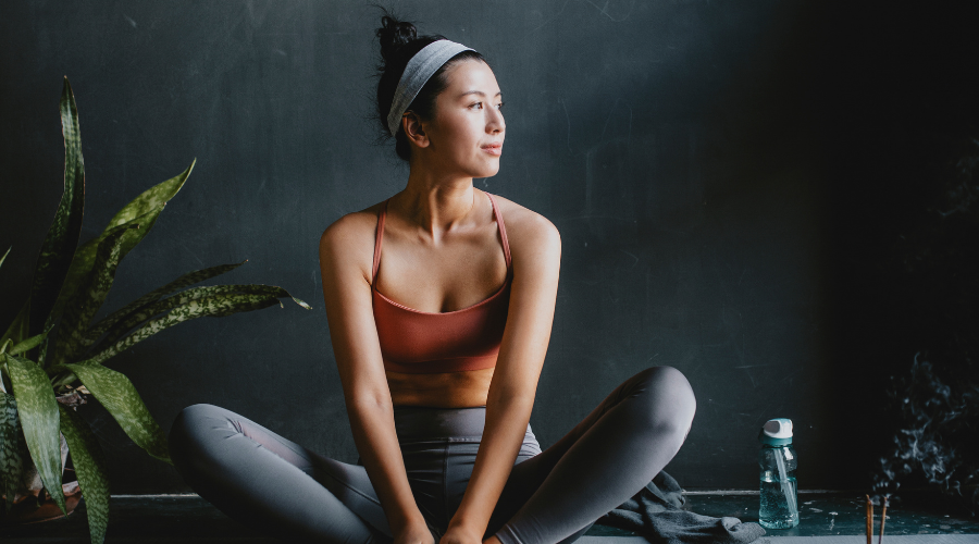 OOMPH KICKBOXING HIIT TIPS ON 5 SELF CARE TIPS IN 2021