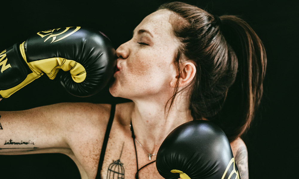 7 Reasons to start boxing at home