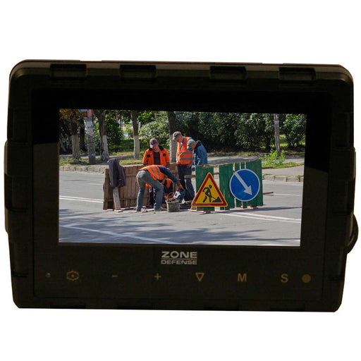 "Zone Defense 5"" Rugged Monitor"