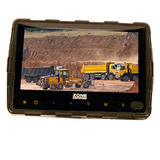 "Zone Defense 7"" Rugged Monitor"