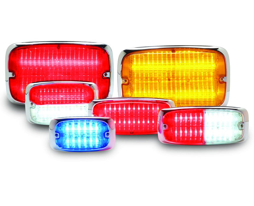 Federal Signal FireRay LED 6 X 4 Perimeter Light