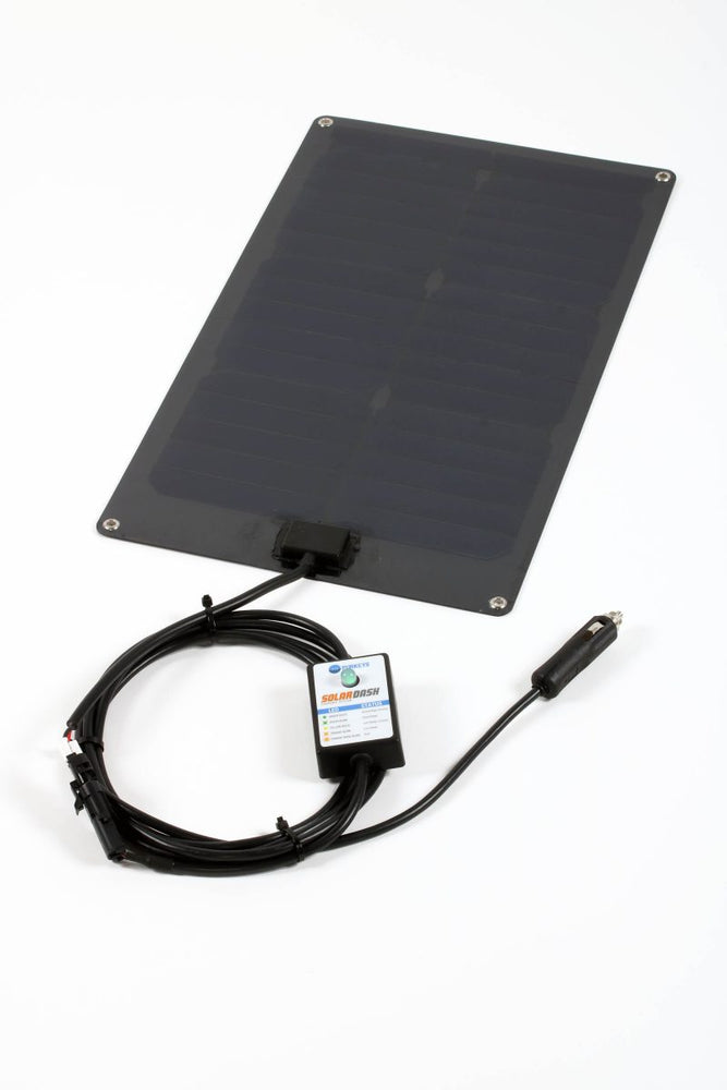 Kussmaul Solar Dash Vehicle Charging Kit