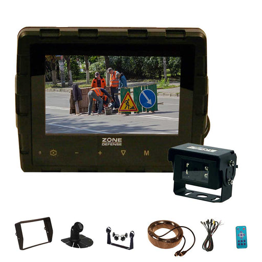 "Zone Defense 5"" Rugged System (Backup Camera)"