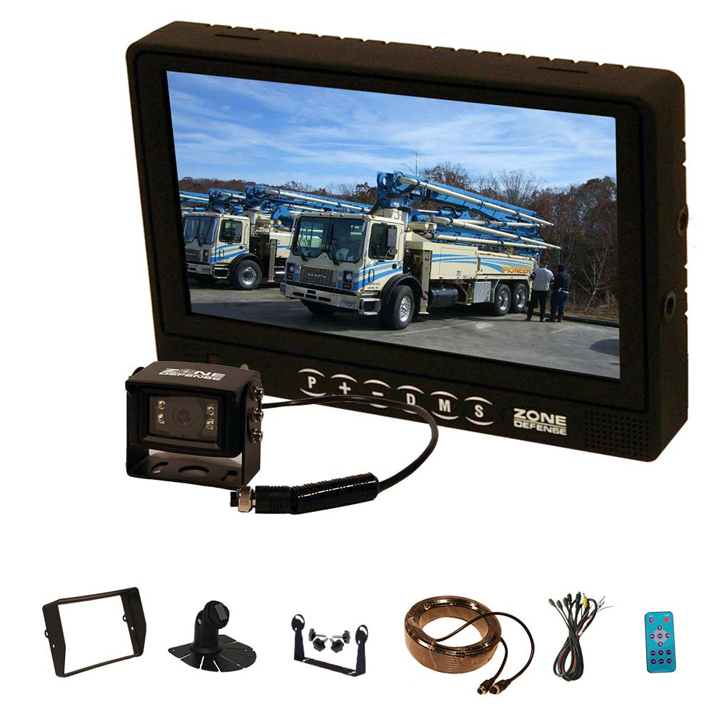 "Zone Defense 7"" Camera System (Backup Camera)"