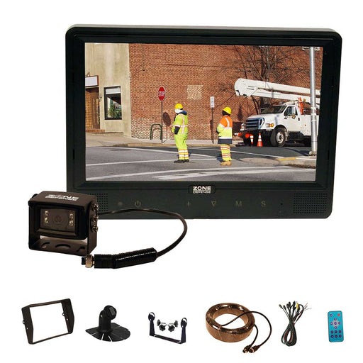 "Zone Defense 9"" Backup Camera System"