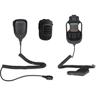 Motorola Long Range Wireless Kit with Vehicle Charger (RLN6551)