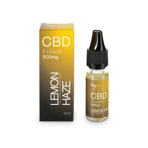Liquid Lemon Haze mit 500mg CBD CBD Vape IzyVape
