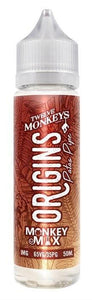 Twelve Monkeys Liquid 50ml Origins Patas Pipe 0mg - CBD Discounter