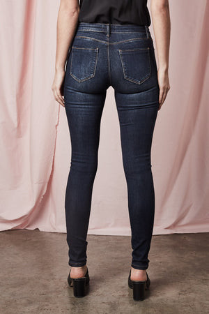 Saint Rose Ana Denim Jean Back