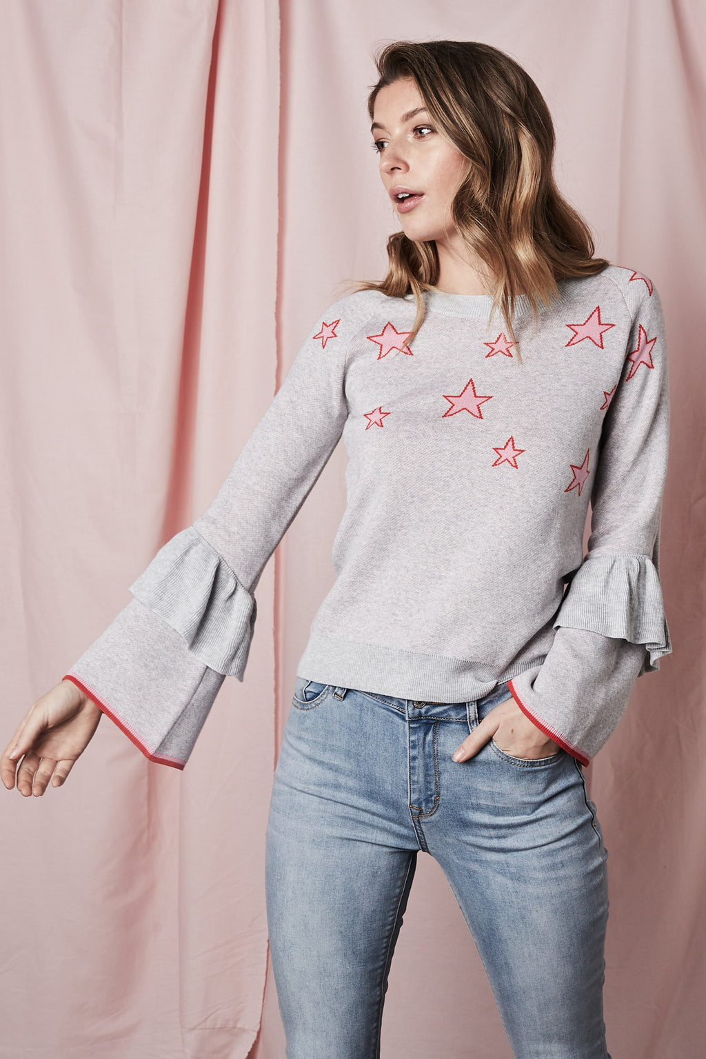 CARRIS STAR KNIT