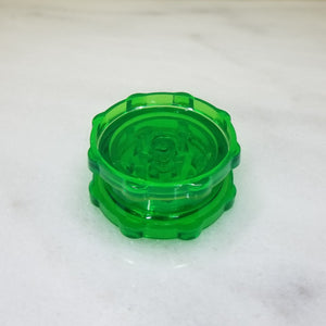 Colored Plastic Grinder