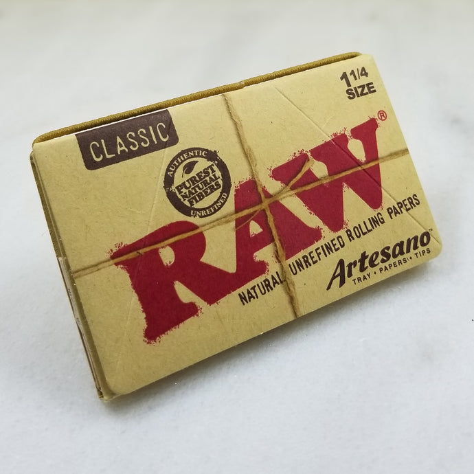Raw All-in-One (Tray, Papers, Tips)