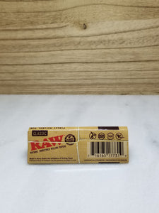 Raw 1 1/4 Rolling Papers