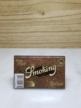 Load image into Gallery viewer, Smoking Brown Rolling Papers