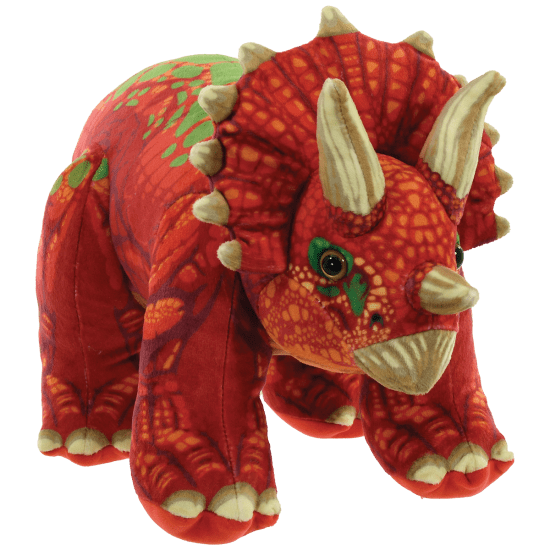 Triceratops Stuffed Animal