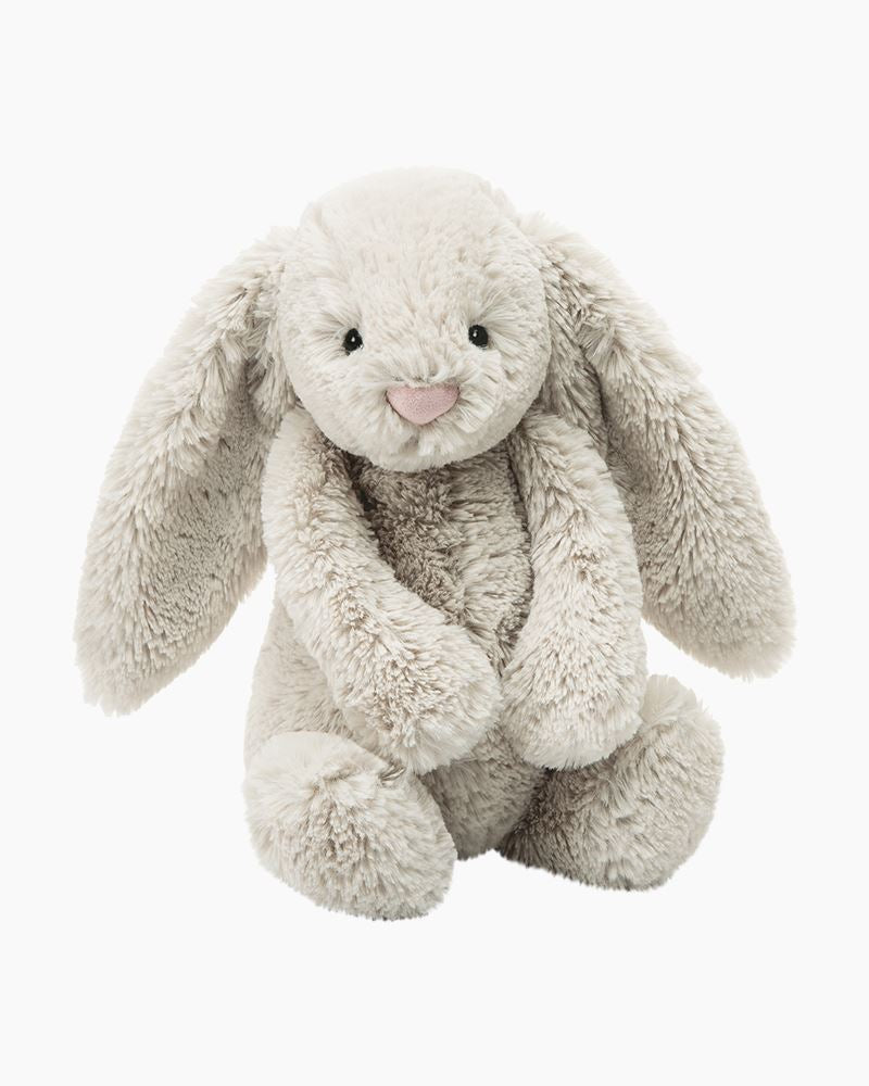 Bashful Oatmeal Bunny- Small