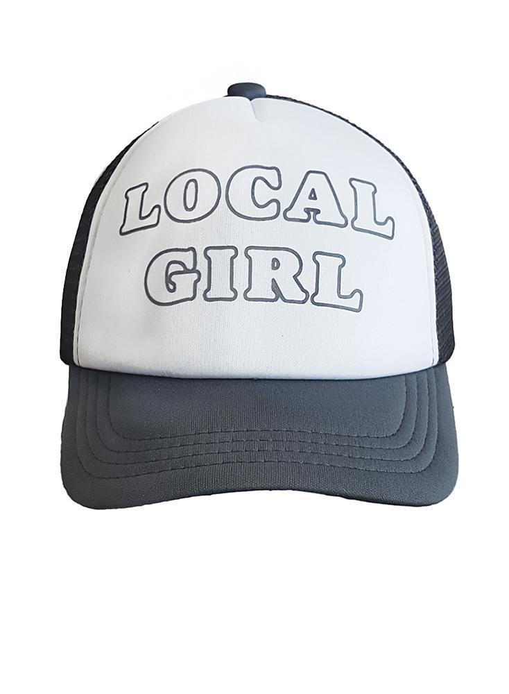 "Trucker Hat ""Local Girl"""