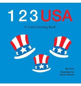 123 USA Cool Counting Book