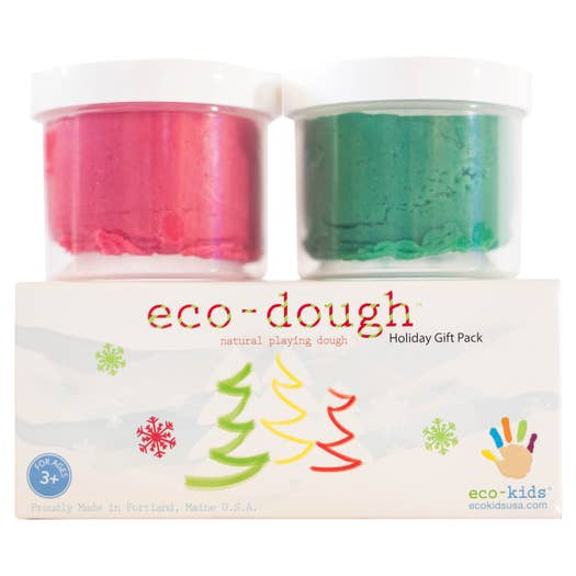Eco Dough /Holiday Gift Pack