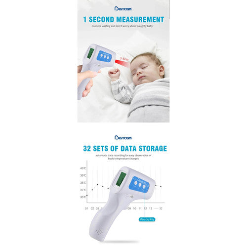 Berrcom Non-Contact Infared Thermometer