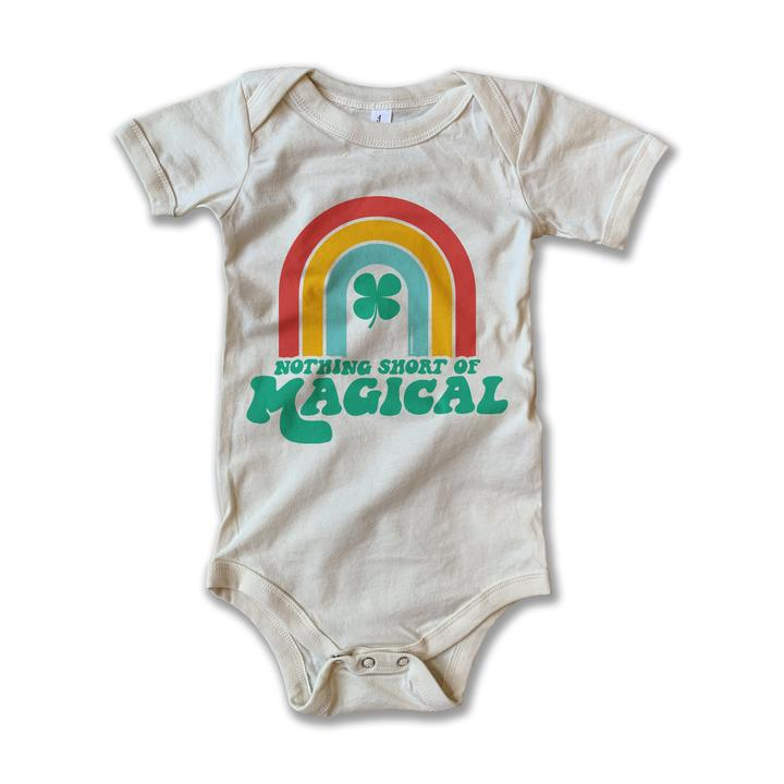 Nothing Short of Magical Baby Onesie