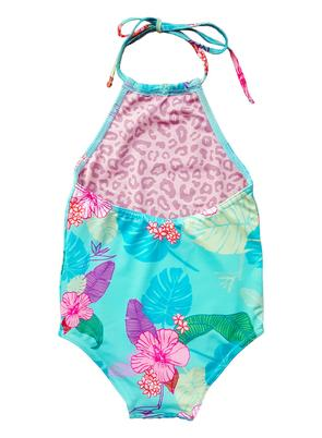 Kokio Halter One Piece / Cockatoo