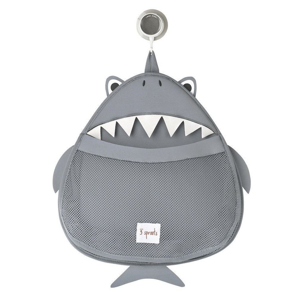 Shark Bath Storage