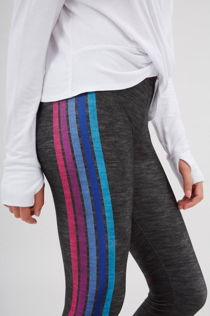 Terez Some Stripe of Way 2.0 Legging