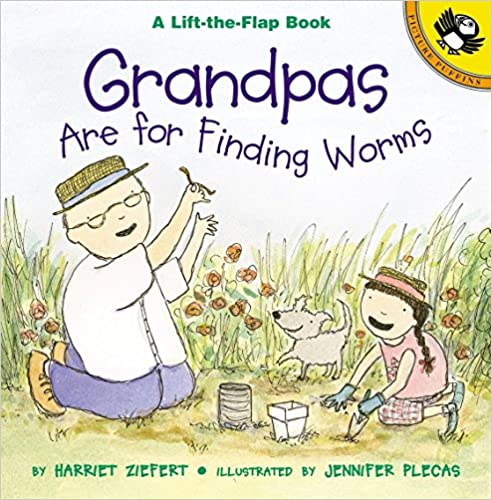Grandpas Are For Finding Worms/Paperbook