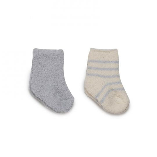Cozy Chic 2 Pair of Infant Socks
