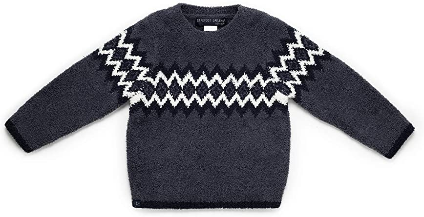 Cozi Chic Toddler Boys Nordic Pullover