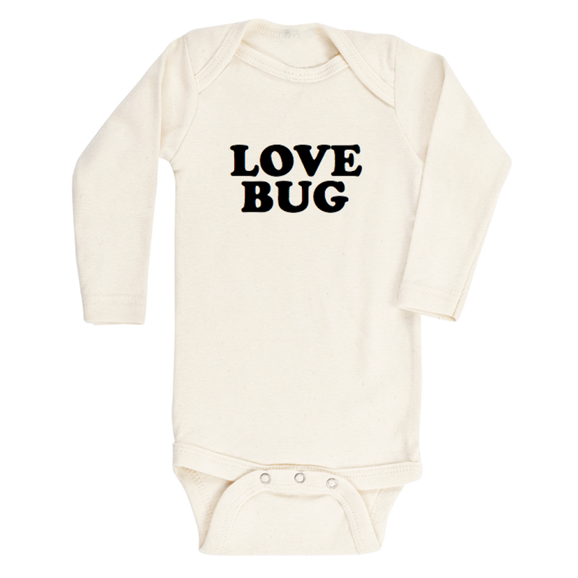 Love Bug Bodysuit (Black)