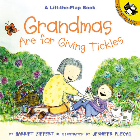 Grandmas Are For Giving Tickles/Paperbook